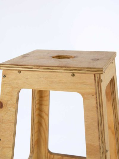 Plywood Stool, Fulford Wood, Buy online