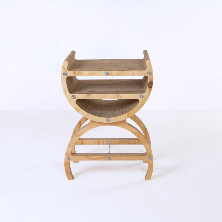 Fulford Wood, Shop for Australian Made Timber Furniture, Bedside Table