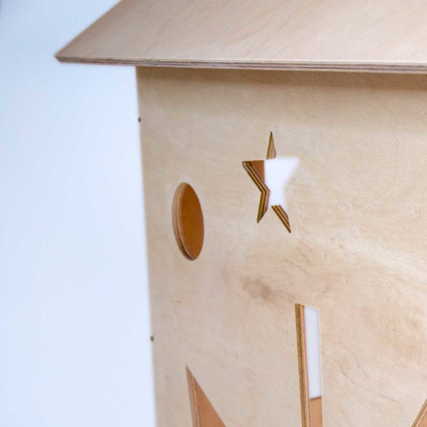 Wood Cubby House, Fulford Wood, Buy online