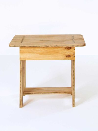 Fulford Wood, Shop for Australian Made Timber Furniture, Half Bench Seat