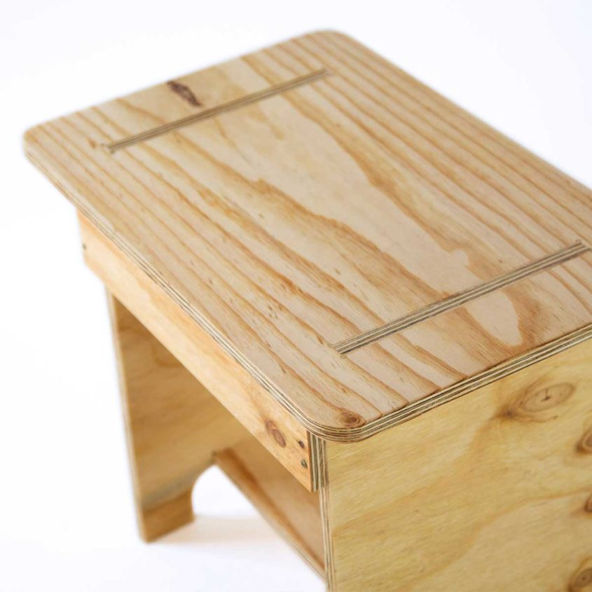Timber Bench Seat, Fulford Wood, Buy online