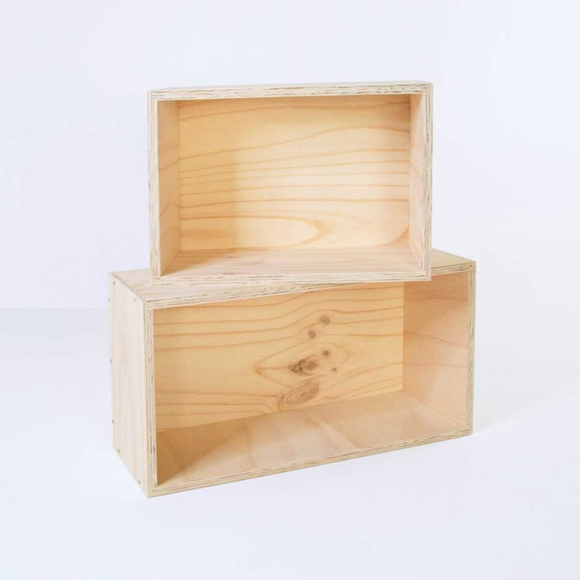 Plywood Storage Box, Fulford Wood, Buy online