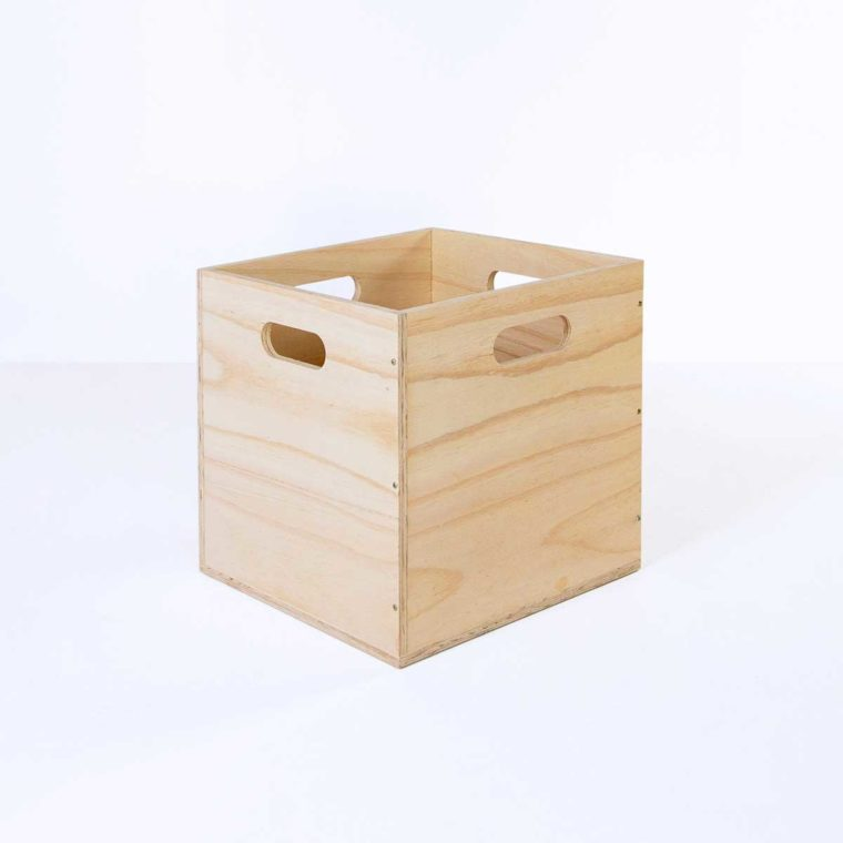 Fulford Wood, Shop for Australian Made Timber Furniture, Record Crate